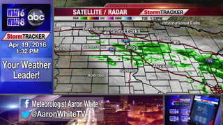 StormTRACKER Weather Webcast Tuesday Afternoon