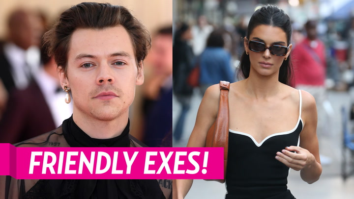 Exes Harry Styles and Kendall Jenner Have an 'Easy, Super Chill Friendship'