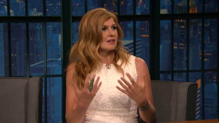 Connie Britton Shares Advice for 'Courageous' Single Mothers: Be 'Kind to Yourself'