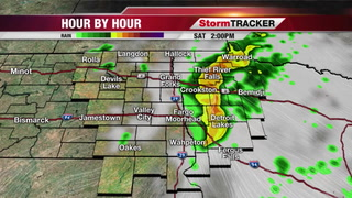 StormTRACKER Weather Webcast Friday Night