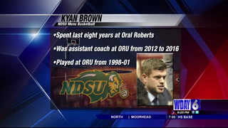 Kyan Brown added to NDSU staff