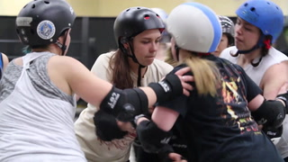 Harbor City Roller Dames prepare for weekend bout