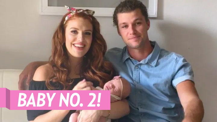 Audrey Roloff Shows Off Bare Baby Bump in Bikini 3 Weeks After Pregnancy Announcement