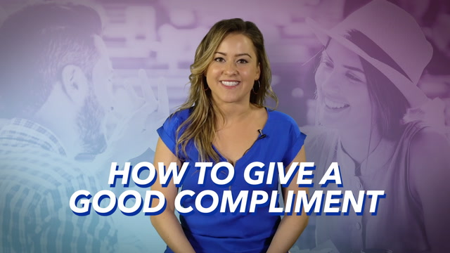 How To Give A Good Compliment - Danielle Page