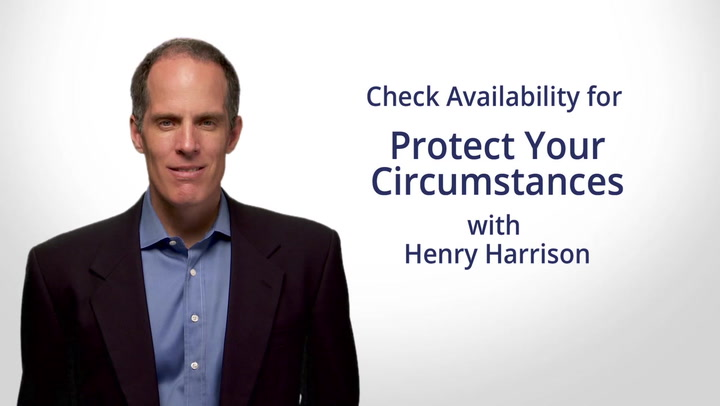 Protect Your Circumstances with Henry Harrison