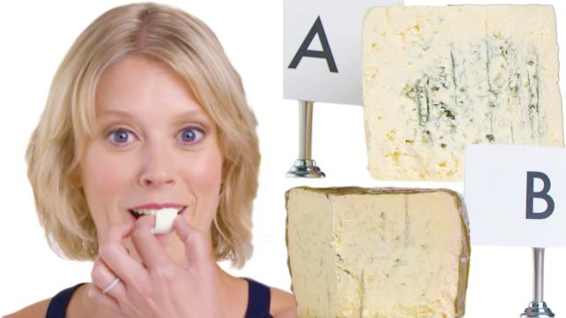 Cheese Expert Guesses Which Cheese Is More Expensive and Explains Why It Costs More