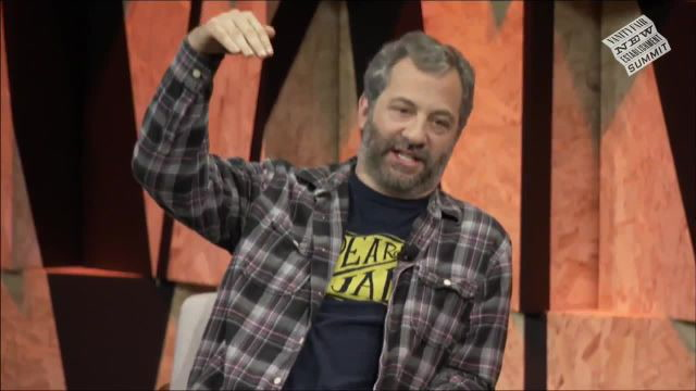 Judd Apatow on Why Flawed Characters are Likable, But Donald Trump Is Not