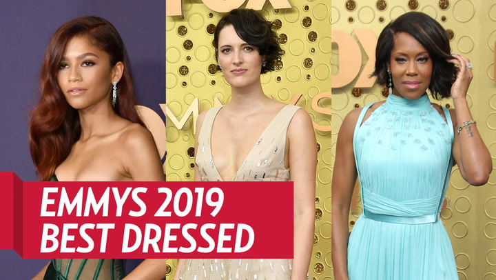 Emmys 2019 Best Dressed: Top 5 Dresses of the Night