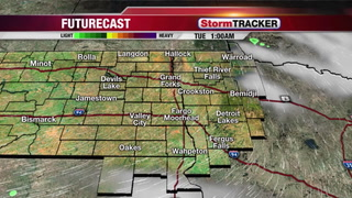 stormTRACKER Forecast: Sunday Morning Update
