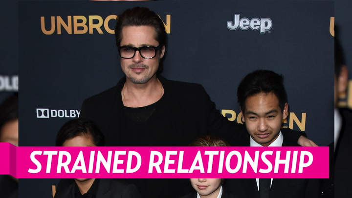 Brad Pitt Learned of Estranged Son Maddox's College Plans Right Before News Went Public