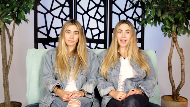 An Identical Twin Lives With A Different Face For A Day