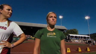 Sierra Rosenau heading to the Olympic track and field trials
