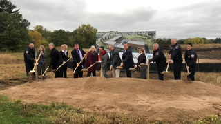 Cities break ground on East Metro Public Safety Training Facility
