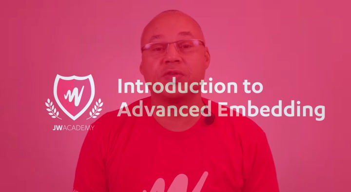 Introduction to Advanced Embedding