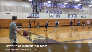 Ellsworth Boys Basketball
