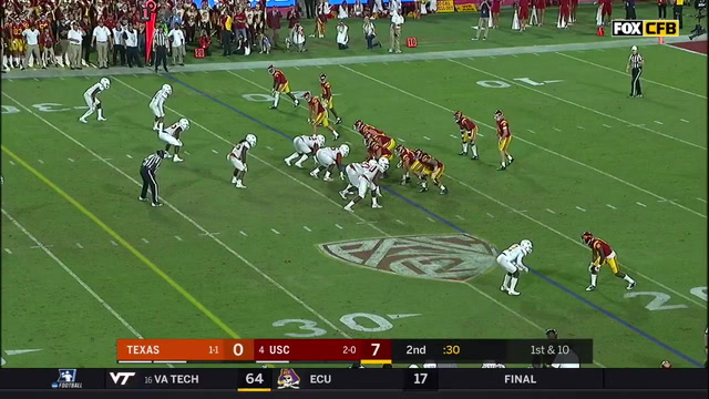 Pick-6 ALERT: This Texas Defense is Lights Out