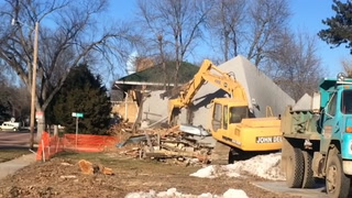 Zion Lutheran Demolition Project