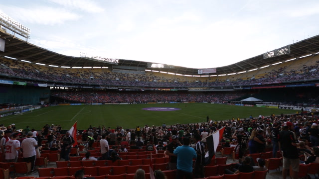 'It's our home': D.C. says goodbye to RFK Stadium