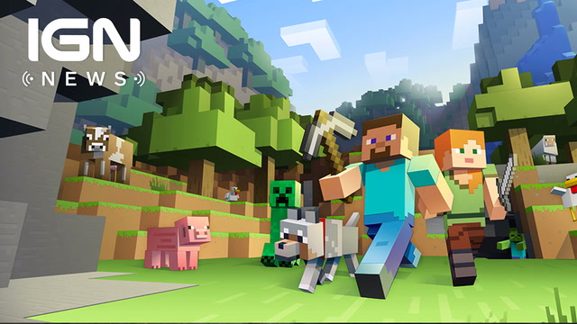 Malware-Infected Minecraft Skins Available on Official Website - IGN News