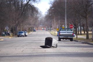 Wind gusts in Willmar reach over 50 miles per hour