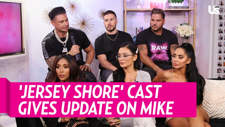 'Jersey Shore' Cast Reveals Plan for Their First Outing With Mike 'The Situation' Sorrentino After Prison