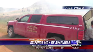 Fire departments see strain as hundreds burn in ND already this year