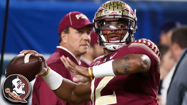 FSU QB Deondre Francois Looking To Take Off In Year 2