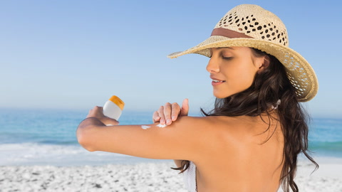 Protect yourself from the sun during summer
