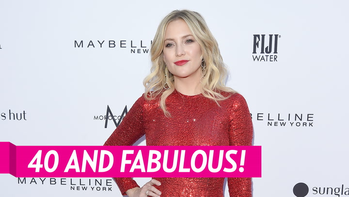 Kate Hudson Is 'Very Comfortable' Turning 40: 'She Feels Like Everything Gets Better With Age'