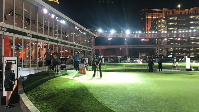 Inside the world's biggest putting contest