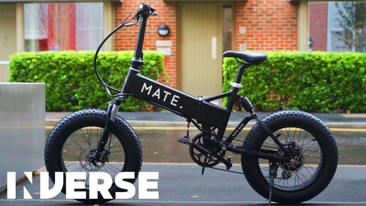 Hands-on With the Mate X, the Most Crowdfunded Electric Bike Ever