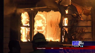 Four Moorhead homes became training for firefighters and students