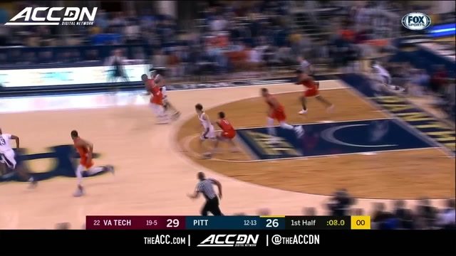 Virginia Tech vs. Pittsburgh Basketball Highlights (2018-19)