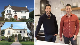 Nothing Gets Between the Property Brothers—They're Now Neighbors!