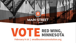 Vote for Red Wing