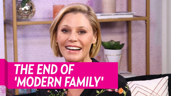 Julie Bowen 'Kept Sobbing' During First Day Back to Work on 'Modern Family'