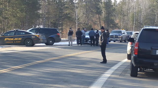 Standoff in Cass Lake