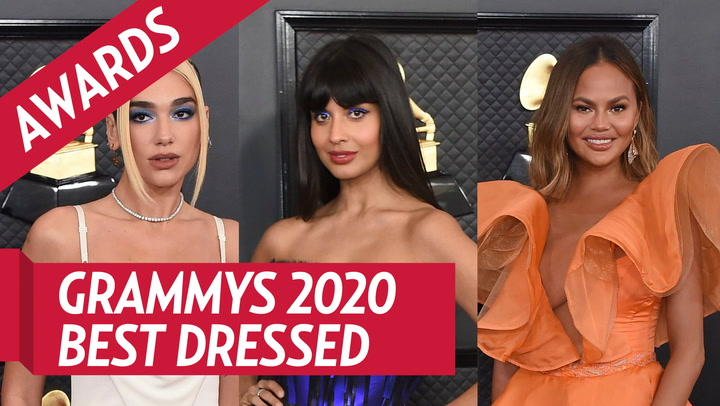 Ranked: The Top 5 Best Dressed Stars at the 2020 Grammy Awards
