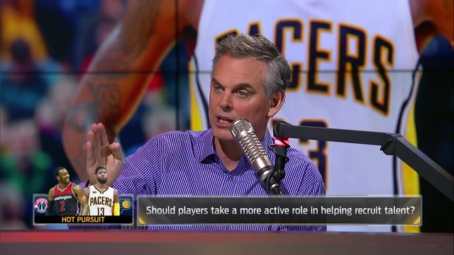 Should the Lakers try and sign Klay Thompson? | THE HERD