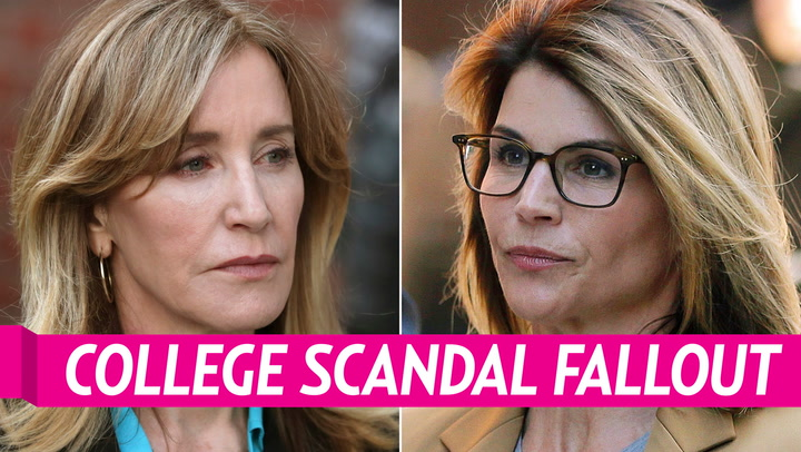 Felicity Huffman Has Been Seeking Therapy Amid College Admissions Scandal