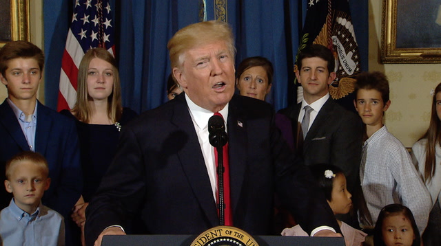 Trump: 'Obamacare is death'