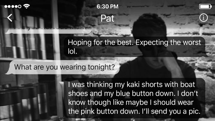 This Is What It Would Look Like If Guys Texted Like Girls