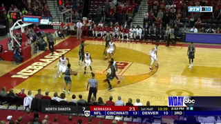 UND men fall at Nebraska 92-70