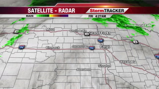 StormTRACKER Weather Webcast Friday Morning