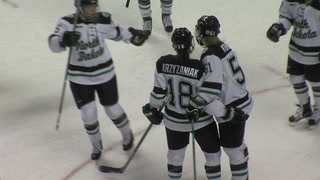 Two UND women's players invited to team Canada development camp