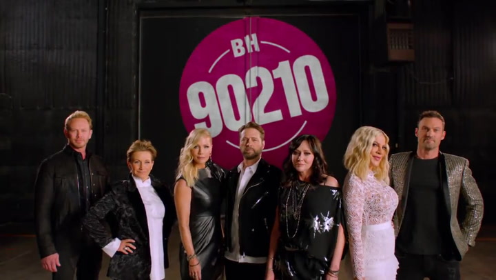 Jennie Garth Teases 'Beverly Hills, 90210' Guest Appearances on 'BH90210' — Plus, Look Out for Easter Eggs!