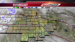 StormTRACKER Forecast: Mild Day Saturday!