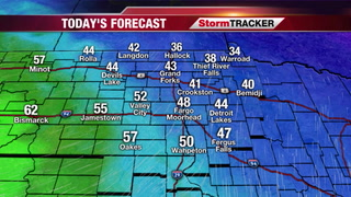 StormTRACKER Thanksgiving Forecast