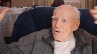 Local WWII vet recounts ship being sunk by U-boat