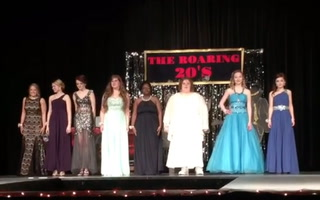 2016 Miss Pine River Pageant
